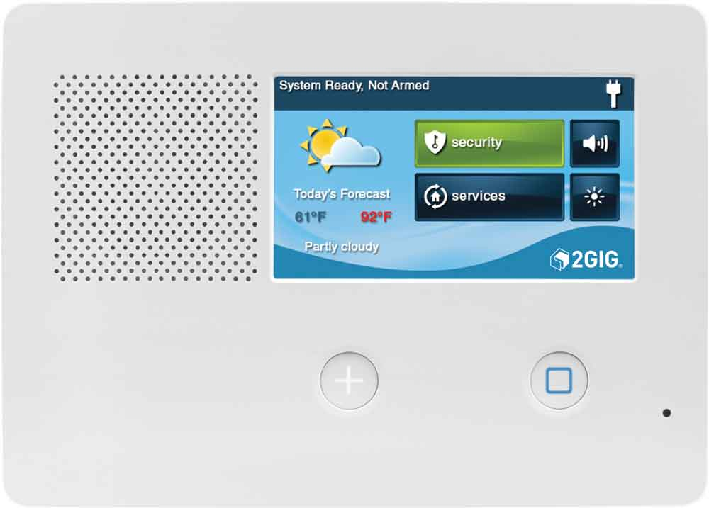 2GIG GC2e Security System & Smart Home Automation