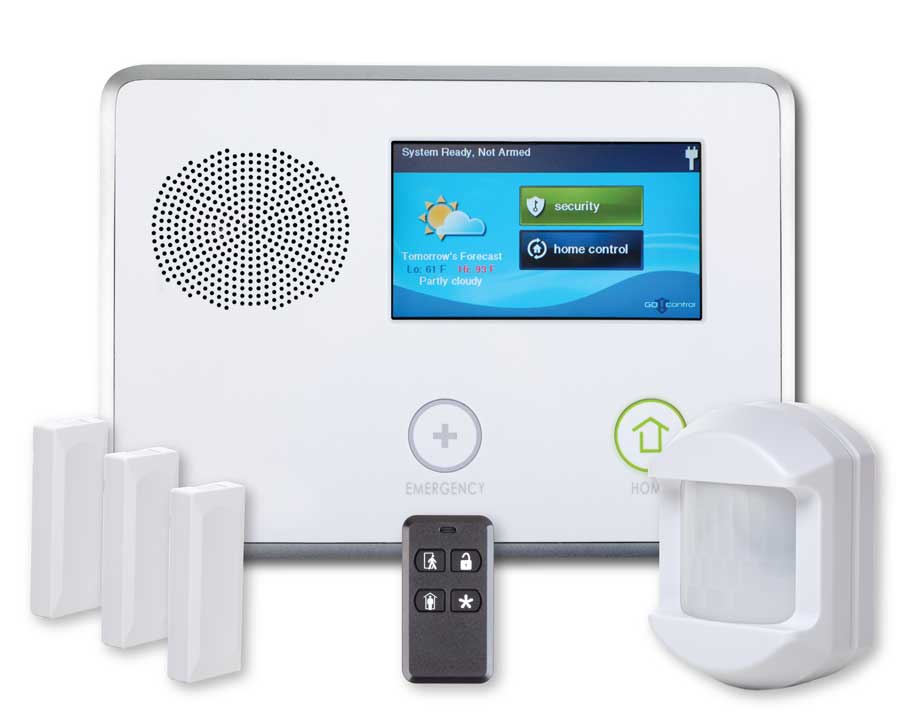 Free Security & Smart Home Automation System