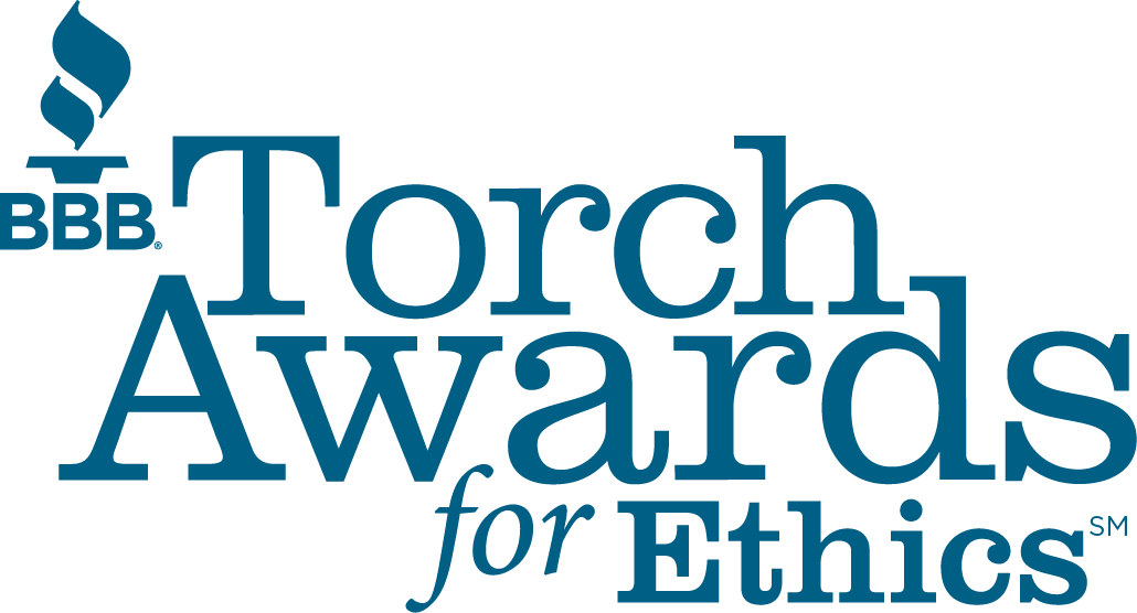 Better Business Bureu Torch Award for Ethics