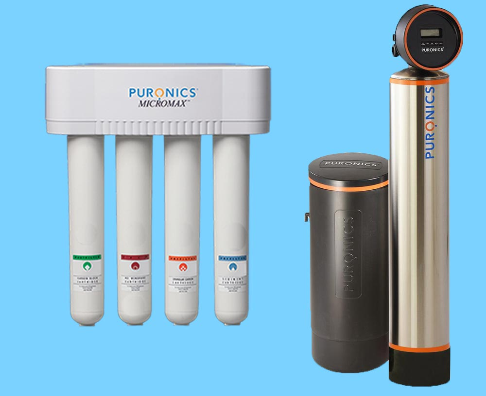 Puronics Water Conditioning, Filtration & Water Softeners